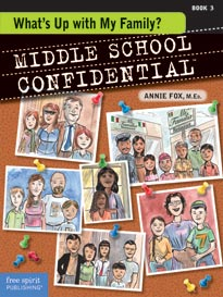 Middle School Confidential - book